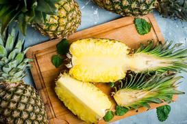 5 właściwości ananasa, o których nie miałeś dotąd pojęcia