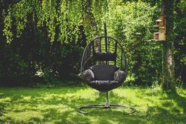 Krzesła ogrodowe odporne na każdą pogodę