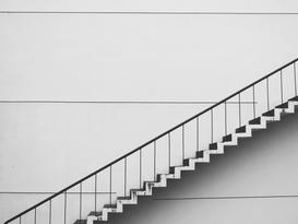 Balustrady schodowe, jako element dekoracji