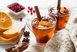 Herbata zimowa na 3 sposoby idealna na chłodne wieczory