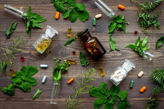 właściwości lecznicze roślin