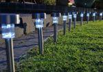 Lampy solarne LED - gdzie warto je wykorzystać?