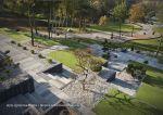 Beton architektoniczny w ogrodzie – modny materiał pierwszego wyboru